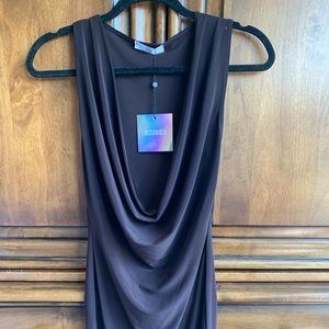 Cocktail Dress with low scoop neck 🤩🤩